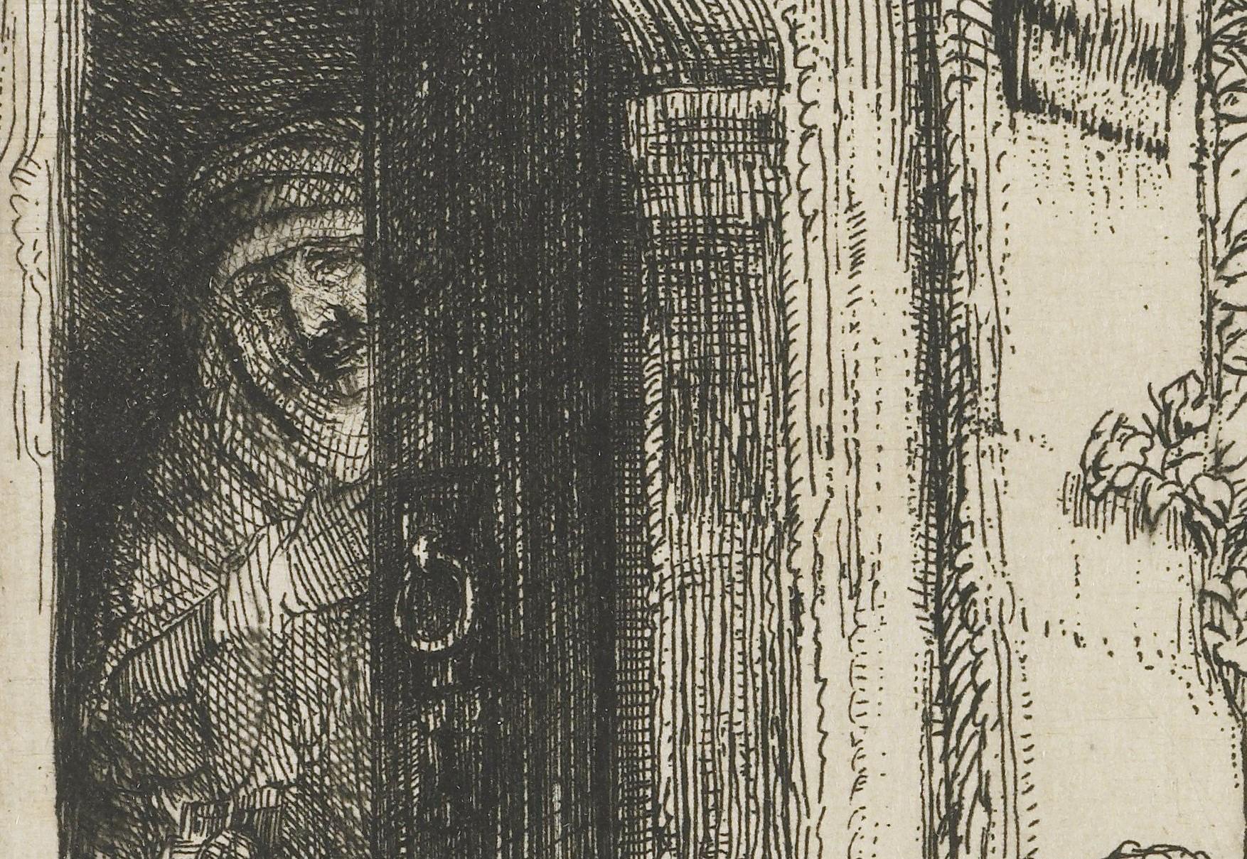"""The Book of Sarah"" vs. Rembrandt"
