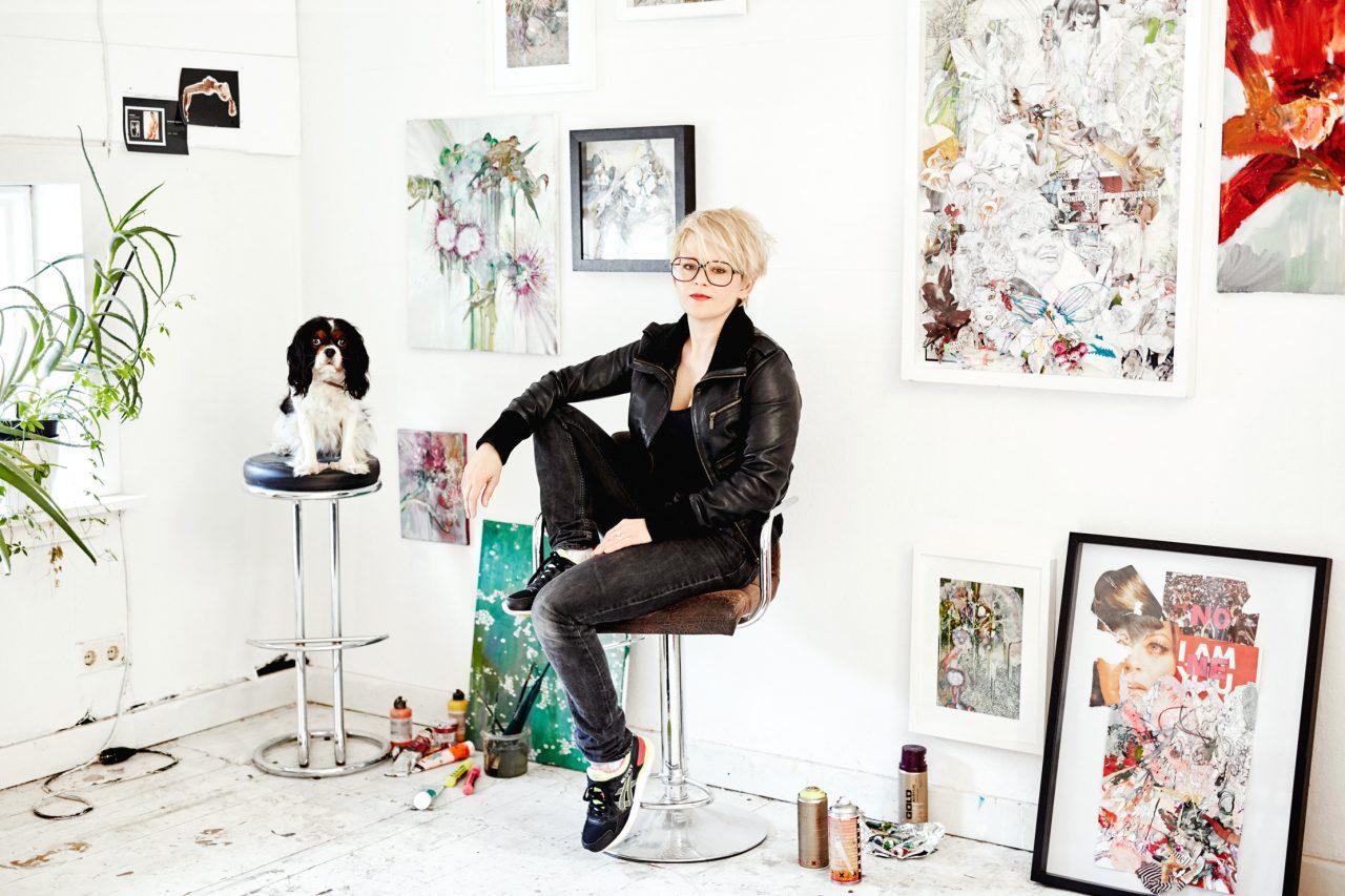 """""""Pussypirates"""" von Anna Genger – Die etwas andere Porträtserie"""