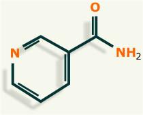 vitamina b3 estructura
