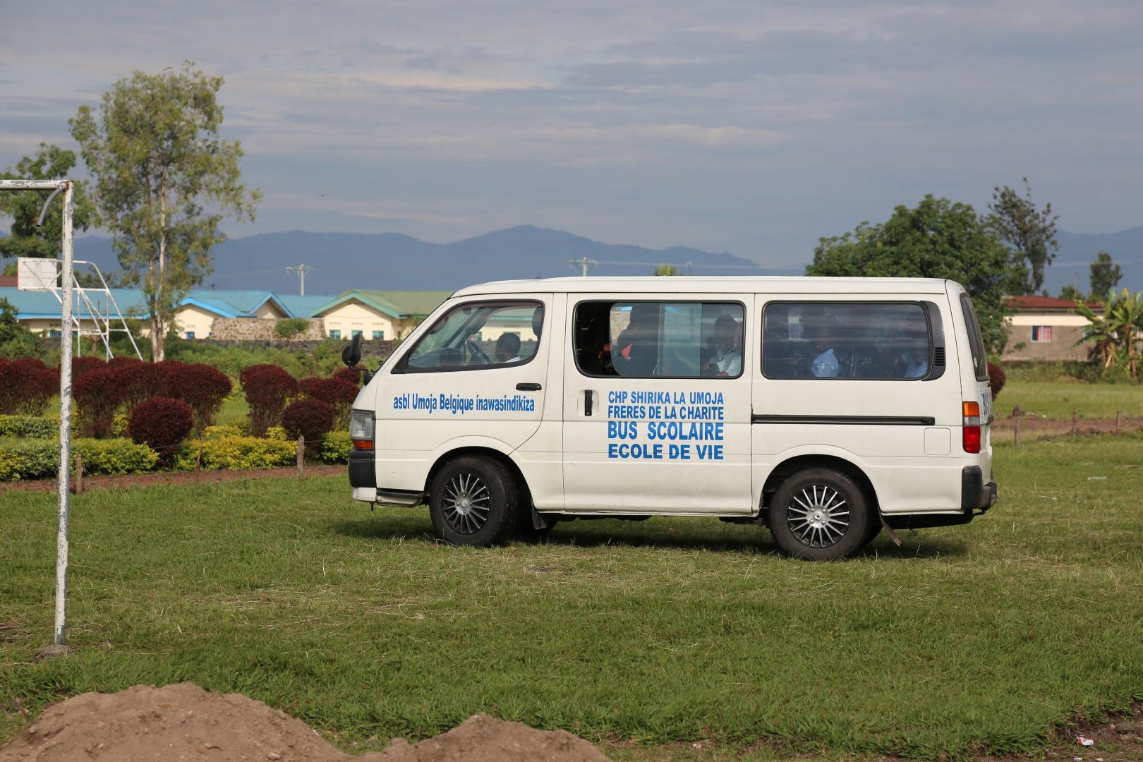 Le minibus scolaire