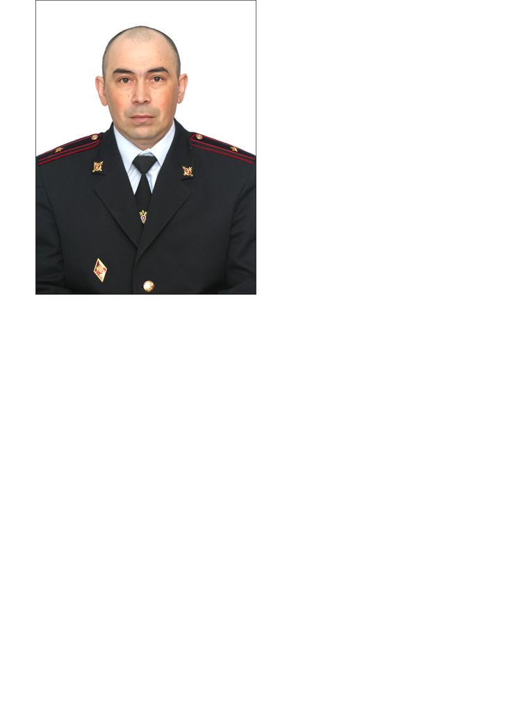 Ваш Участковый отдел МВД по Муслюмовскому району