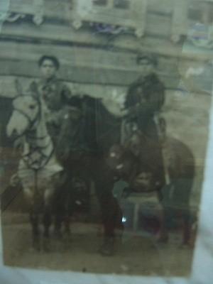 Первые милиционеры Муслюмовского района