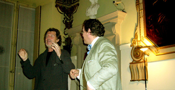 Paul & Philippe: invito al brindisi