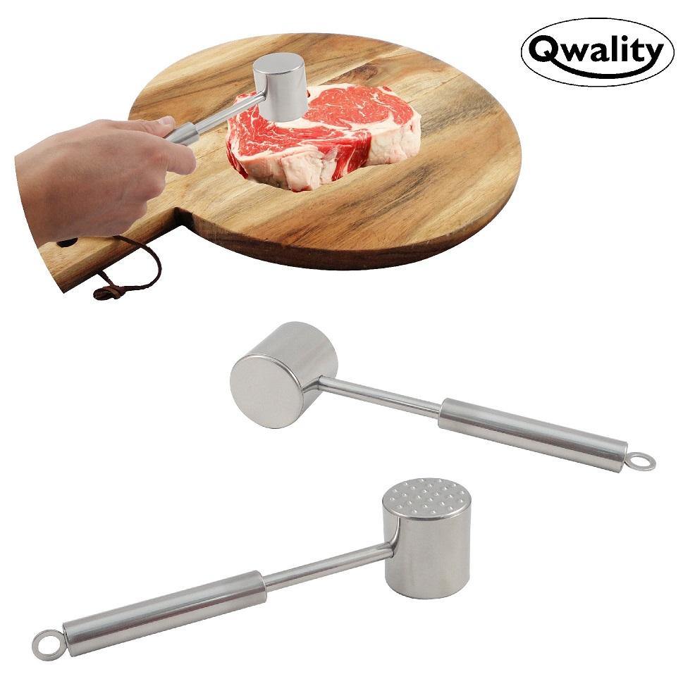 Vleeshamer vlees hamer meat tenderizer meattenderizer mals vlees injectie BBQ keuken keukengerei gerei