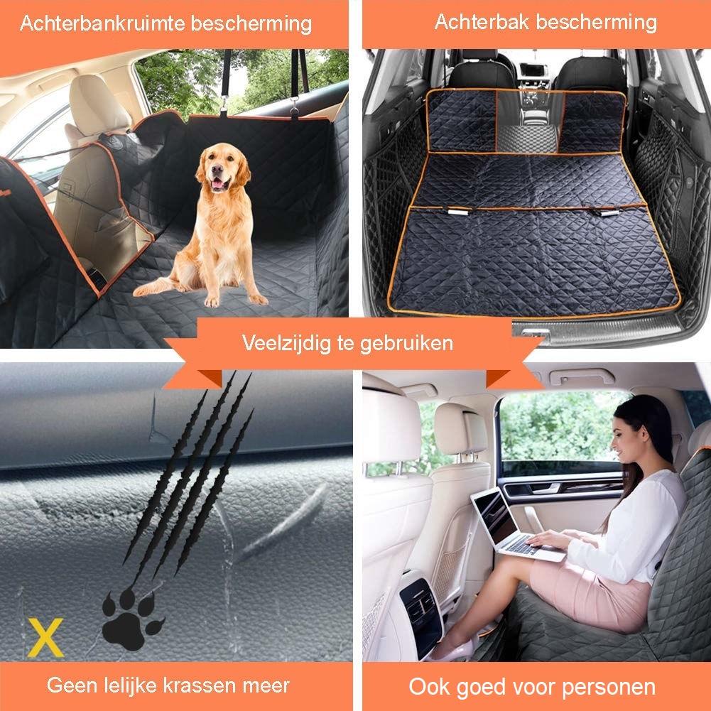 Auto hondendeken hondenkleed achterbank bescherming