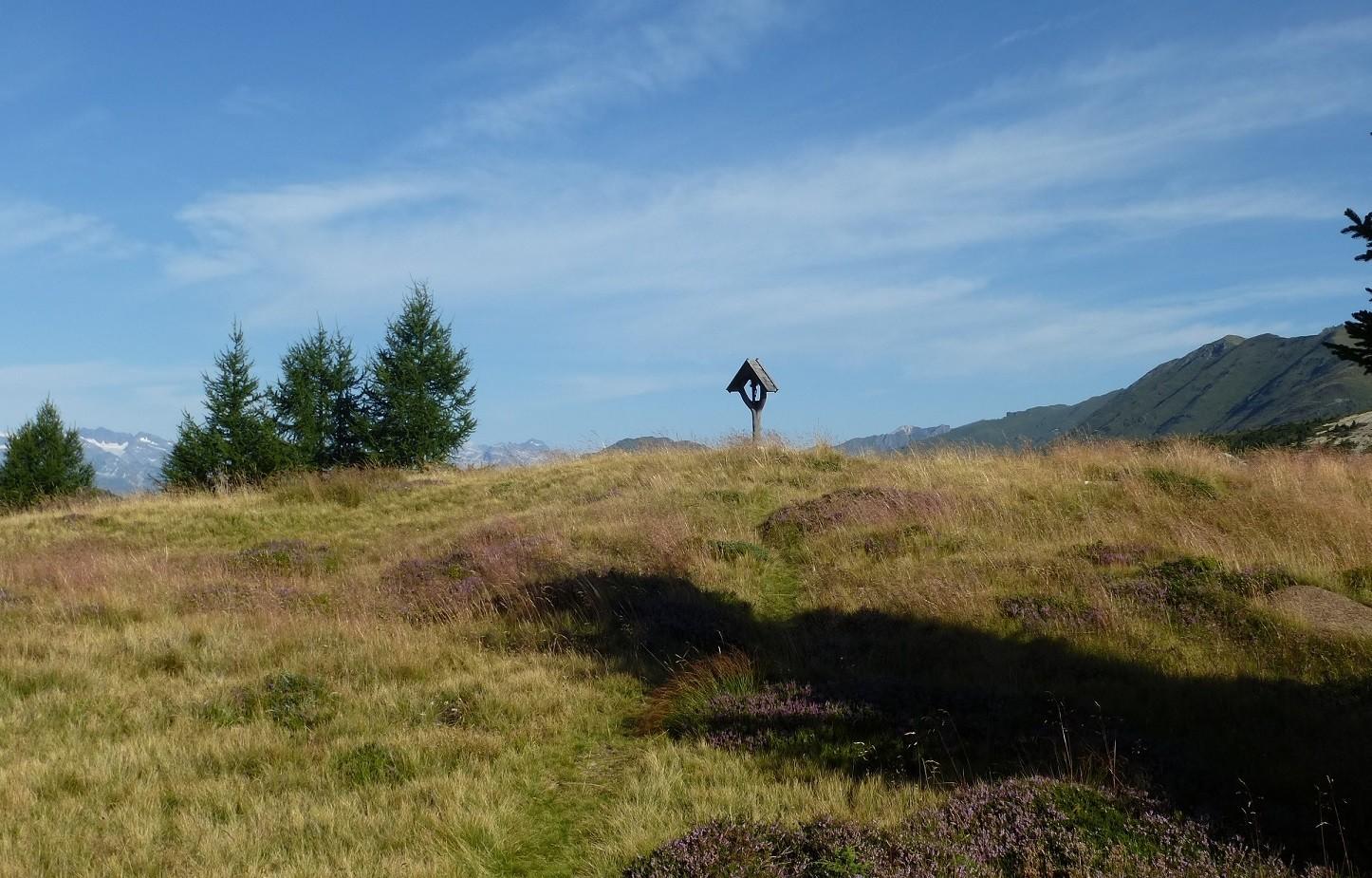 Wanderweg zum Stoanamandl (unser Hausberg)