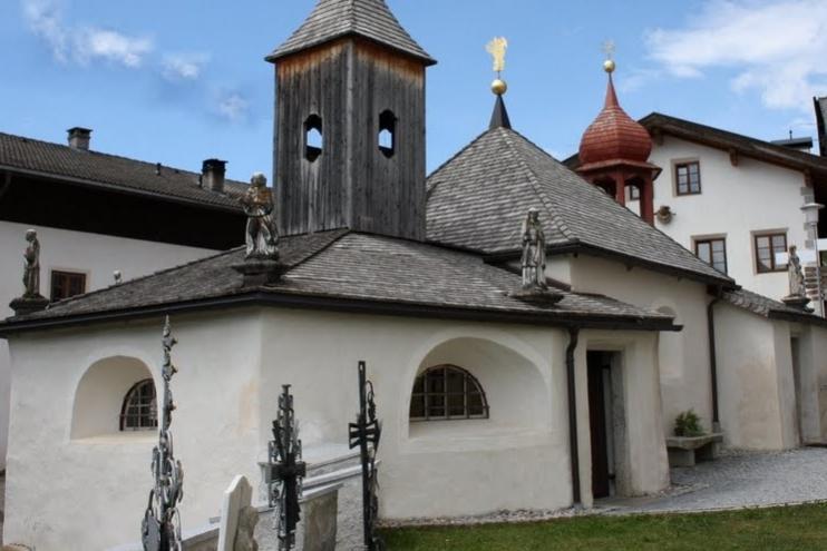 Kirche von Spinges