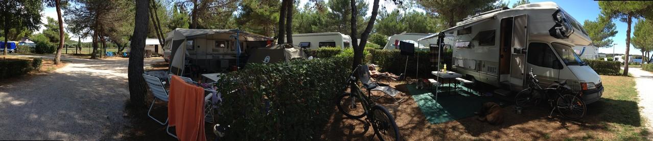 Samstag mittag - http://www.camping-adriatic.com