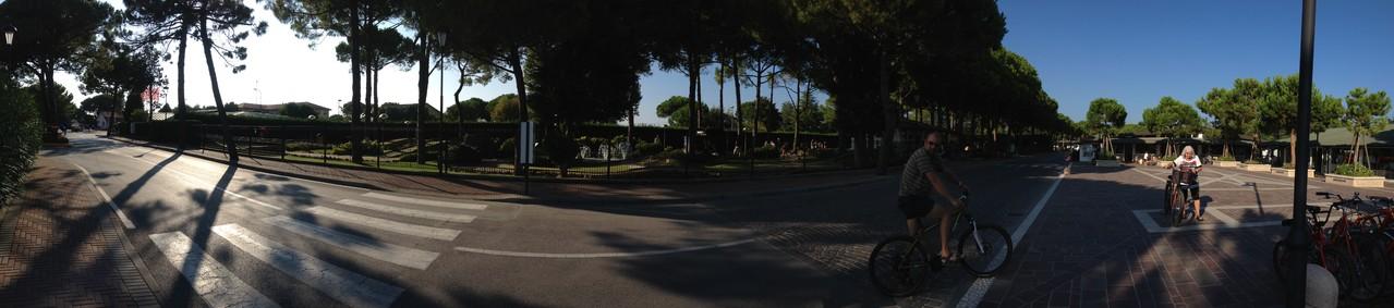 Dienstag nachmittag Ankunft: http://www.marinadivenezia.it