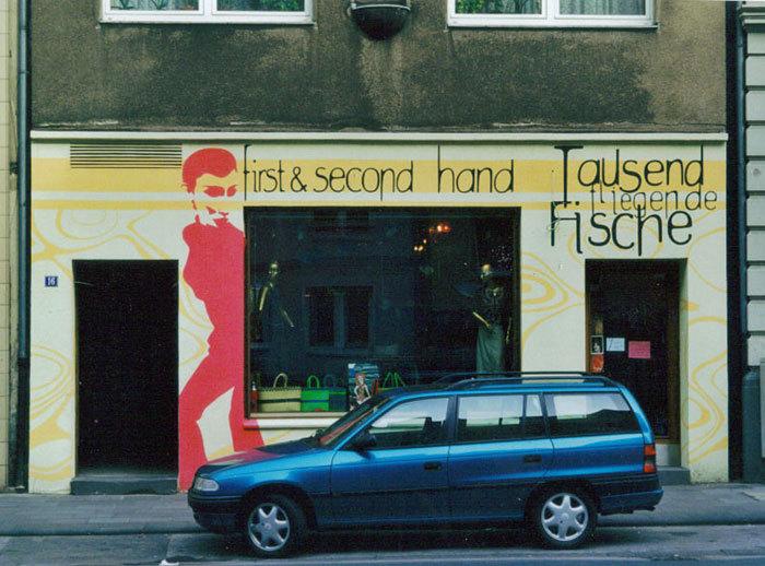"""""""Second Hand-Shop"""", KÖLN"""
