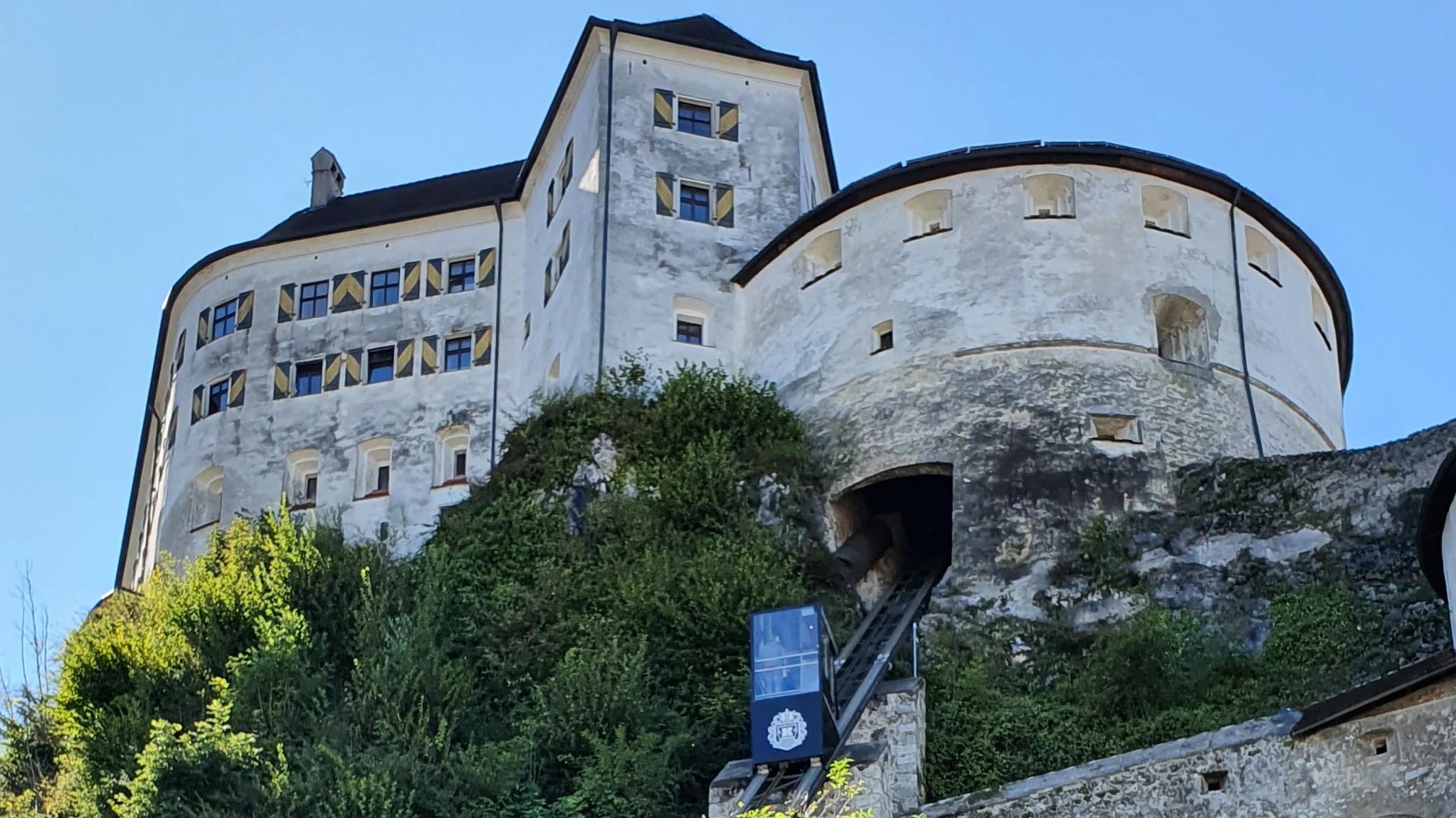 Next Stop: Festung Kufstein