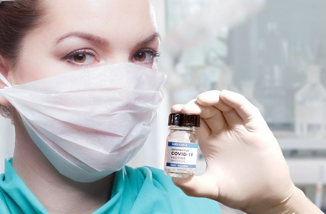 Wir starten mit der COVID-19 Impfung!