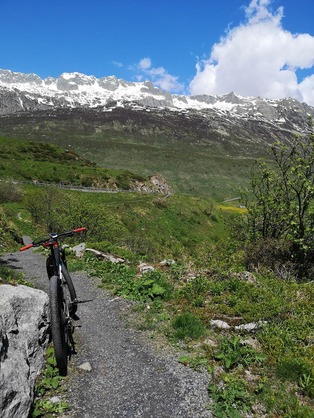 Tour de Suisse Andermatt
