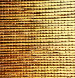 goldene Bambustapete