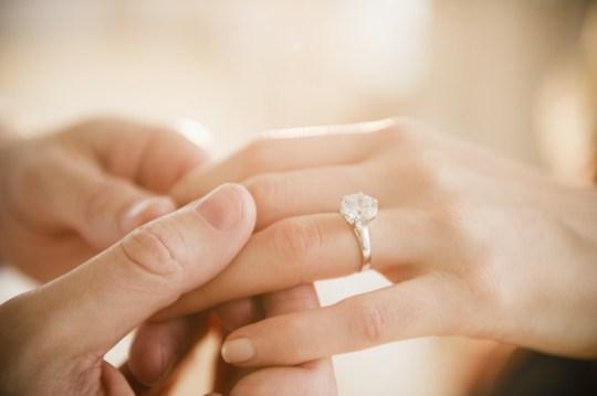 Heiratsantrag Idee