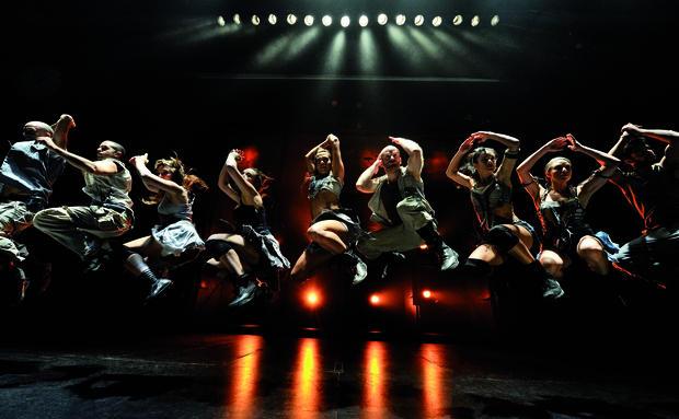 Mitternachtseinlage  I  Tanz Show