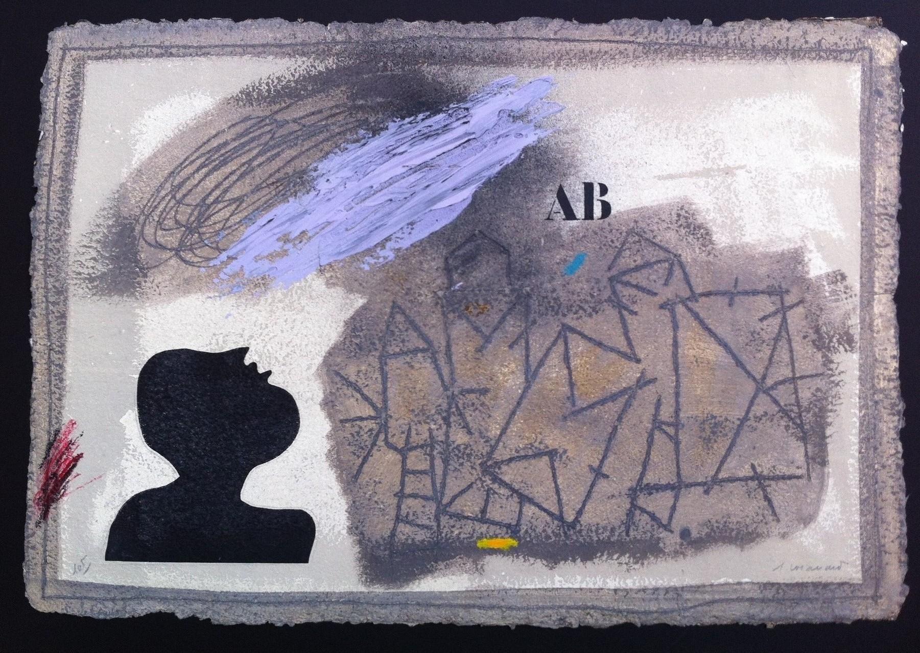 L'ombre bleue James Coignard