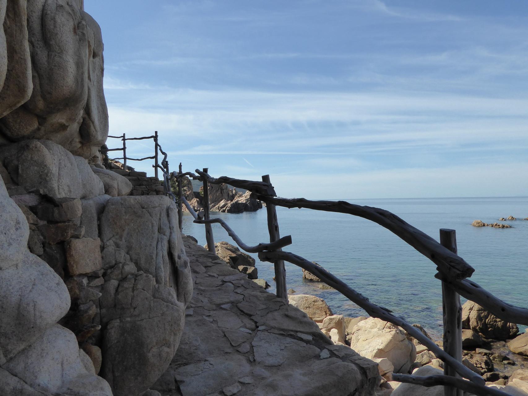 Die Costa Paradiso ist tatsächlich paradiesisch schön. Aber Sardinien kann noch mehr...