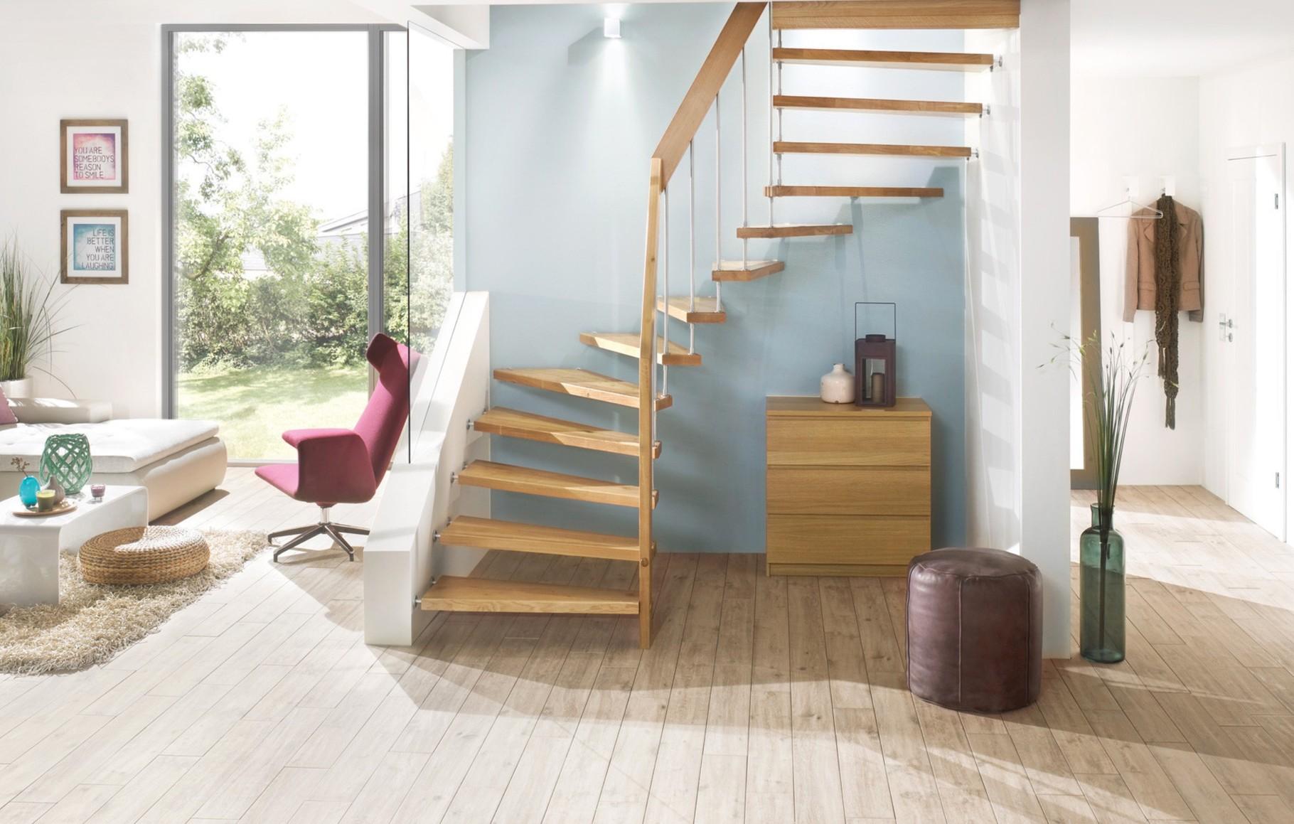 Gut bekannt Holztreppen Hevea - Bucher Treppen - Das Original HZ31