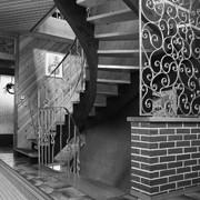Treppe vor der Modernisierung mit Bucher Treppen (vorher)