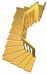 Raumspartreppen, Raumspar Treppen, Platzspartreppe, platzsparende Treppe - Bucher Treppen