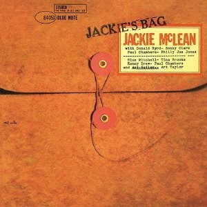 Jackie's Bag(Blue Note4051-Jackie McLean)