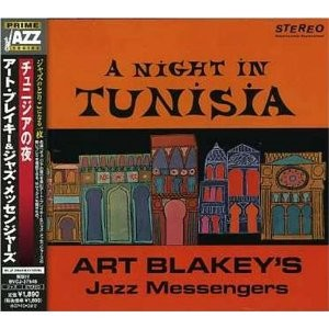 A Night in Tunisia(Vik-Art Blakey)