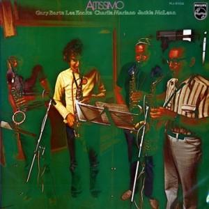 Altissimo(Phillips5102-Jackie McLean/Gary Bartz/ Lee Konitz/Charilie Mariano)