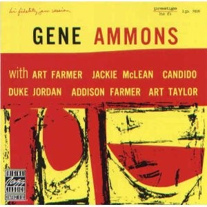 1956/7 - Jammin' With Gene/Gene Ammons