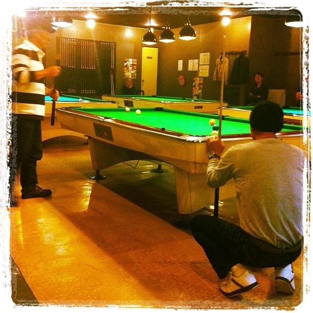 予選最終戦の松尾Pと栄一さんの試合も、とっても面白かった!