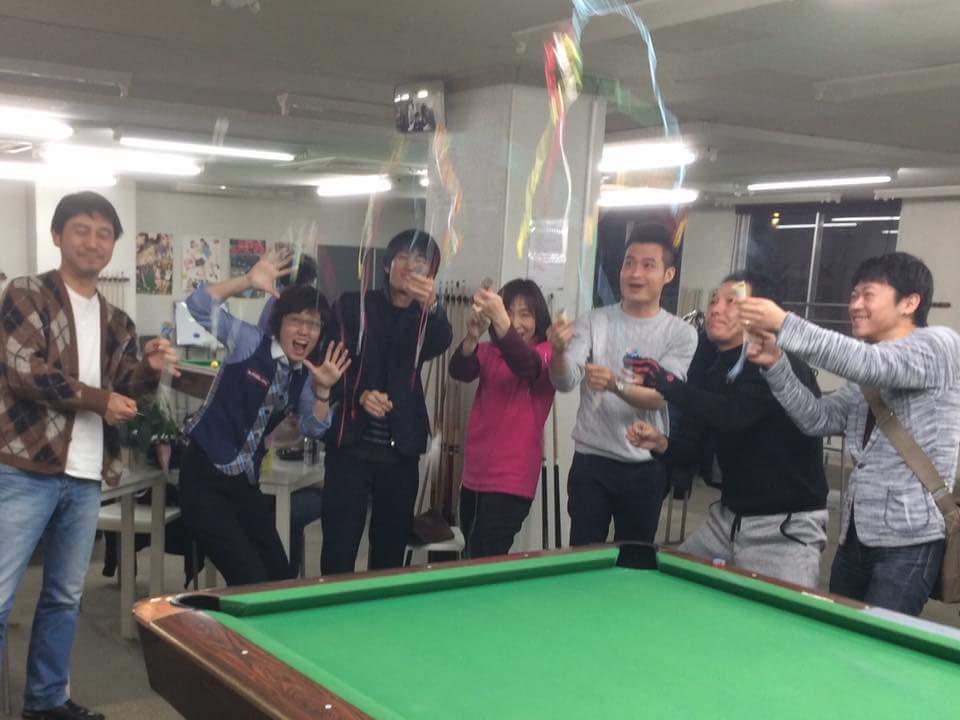 上田君が連写してくれて、いい絵が撮れました!