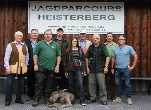 Jagdparcours Heisterberg