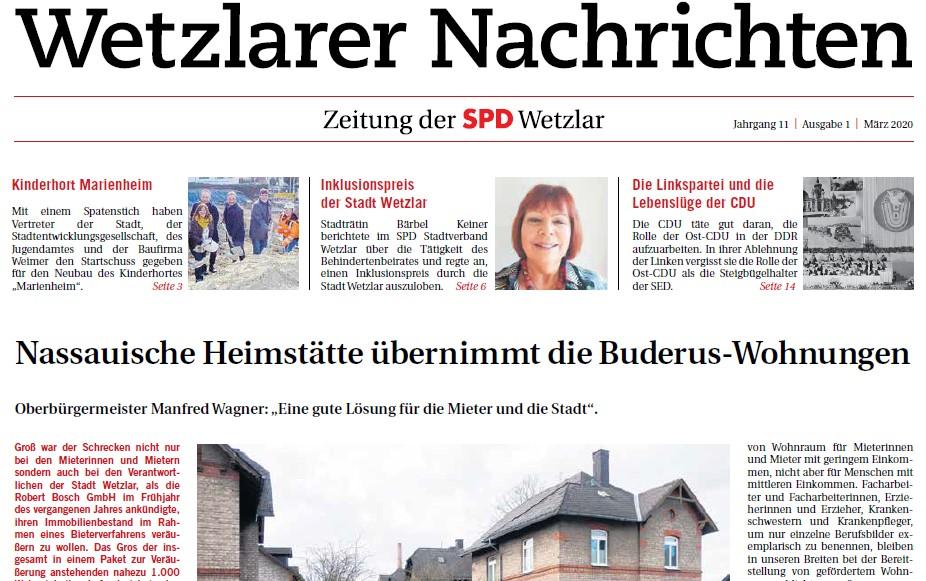 Wetzlar Nachrichten