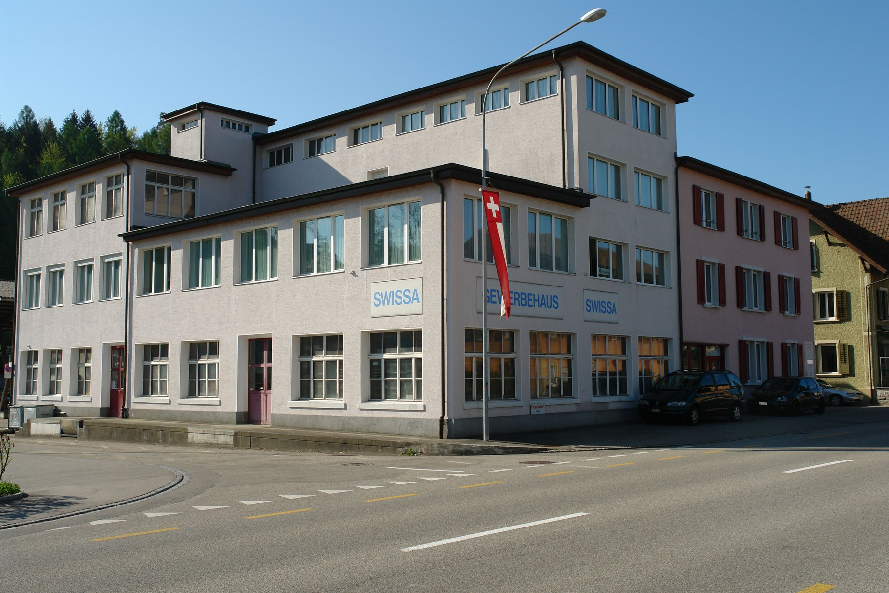 Unser Firmensitz in Murgenthal