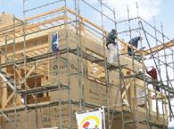 後藤建設の建築工事