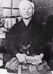 Gichin Funakoshi - Vater des modernen Shotokan-Karate