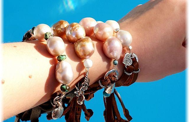 Summertime Perlenarmbänder