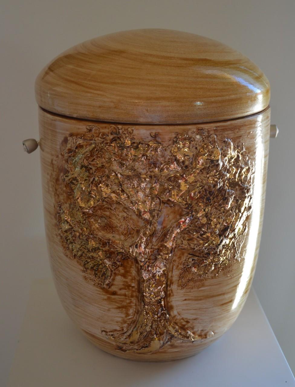 Lebensbaum in gold - Best.Nr. K202