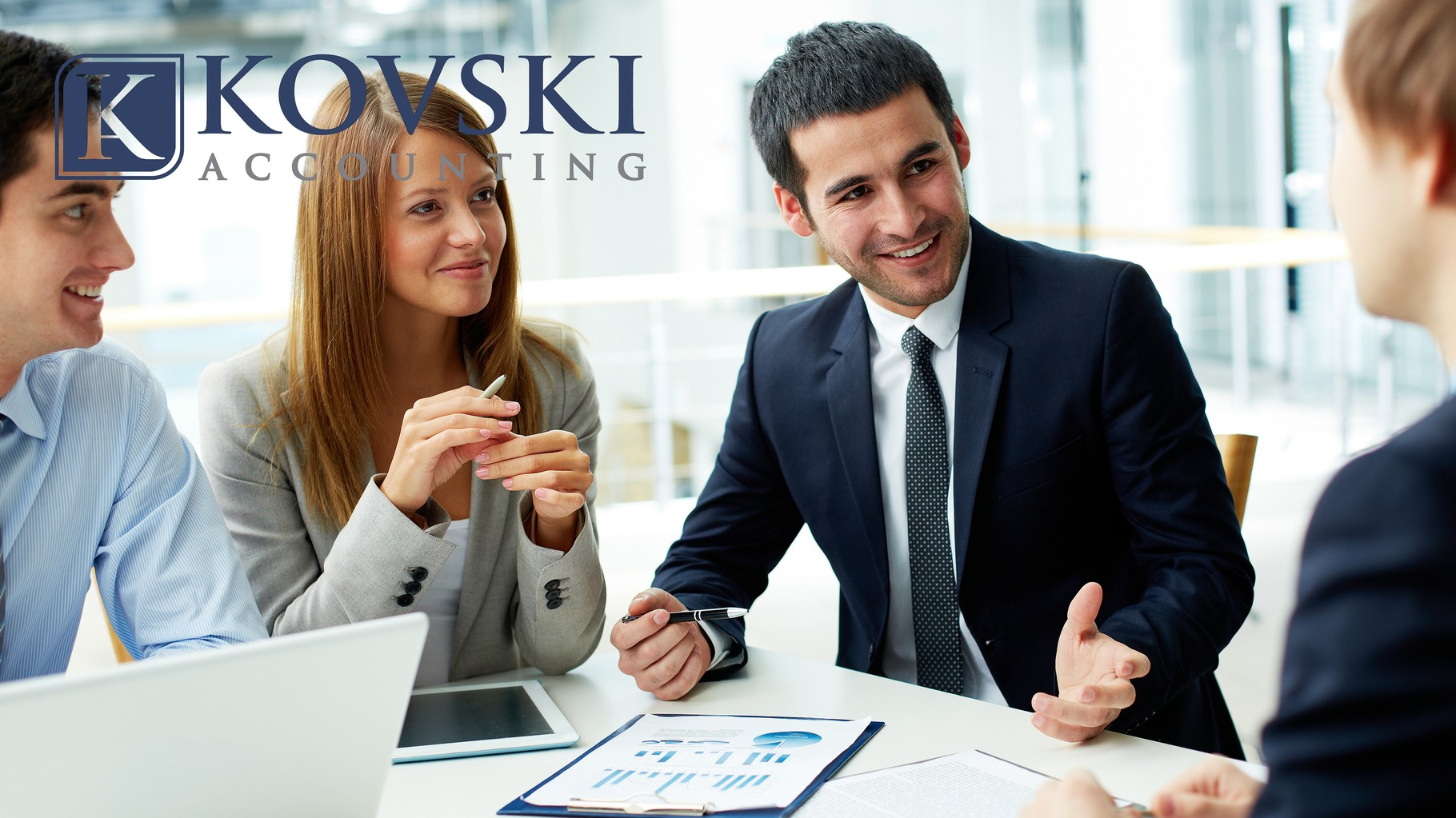 Let Kovski Accounting Partner with your Business