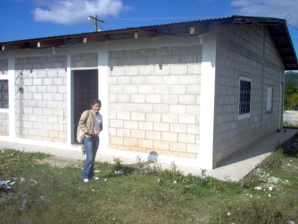 Gebäude des Testlabors von COMUCAP