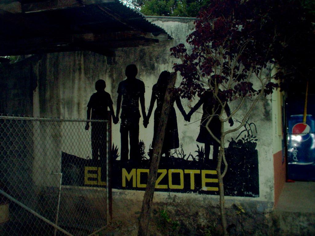 Erinnerung an das Massaker von El Mozote, Revolutionsmuseum in Perquin