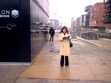 Vermarktungsverantwortliche von COMUCAP in Hamburg, März 2009