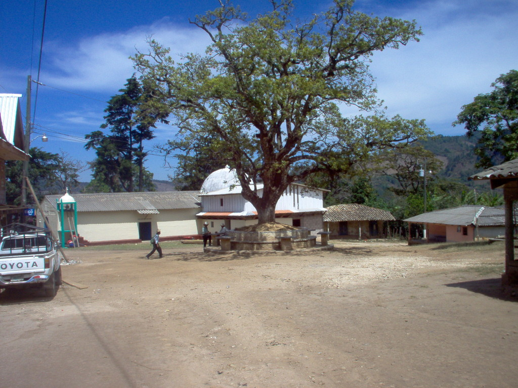 Kirche von Nahuaterique