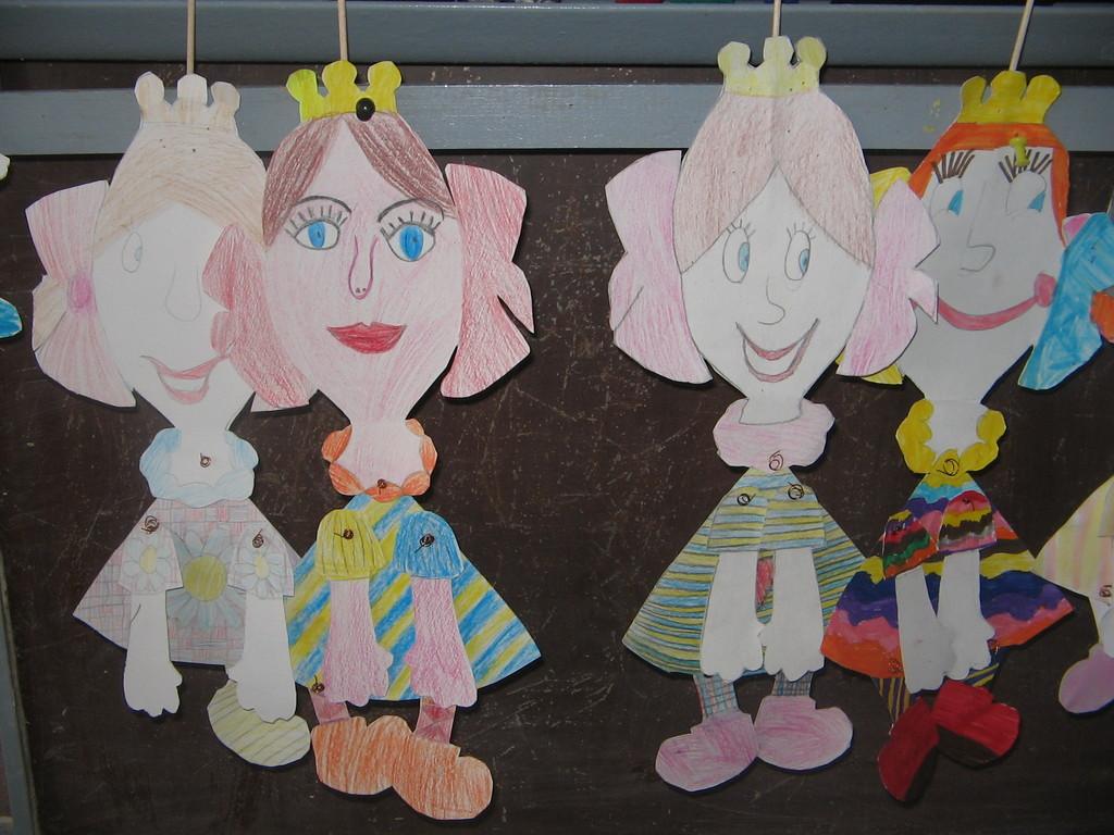 Lėlės marionetės