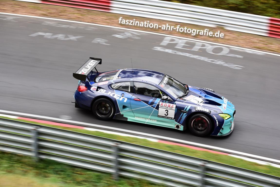 Das ist schon ein mächtiges Auto! Der BMW M6 GT3