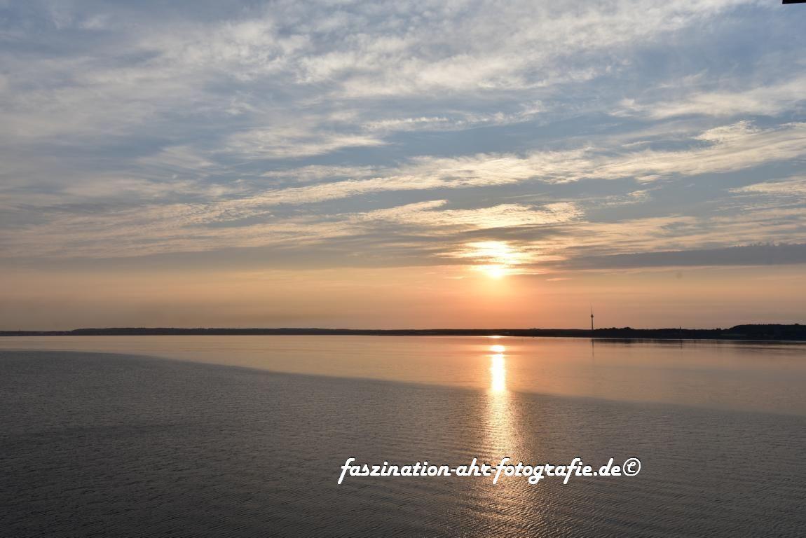 Sonnenaufgang in Tallinn