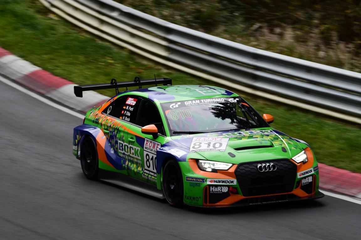 Audi A3 TCR