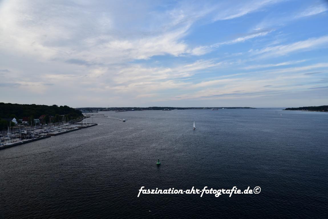 Hinten rechts geht es raus Richtung See