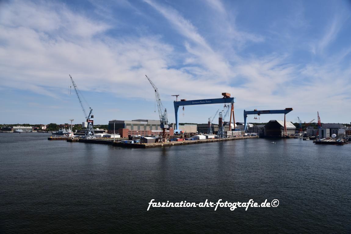 Industriehafen Kiel