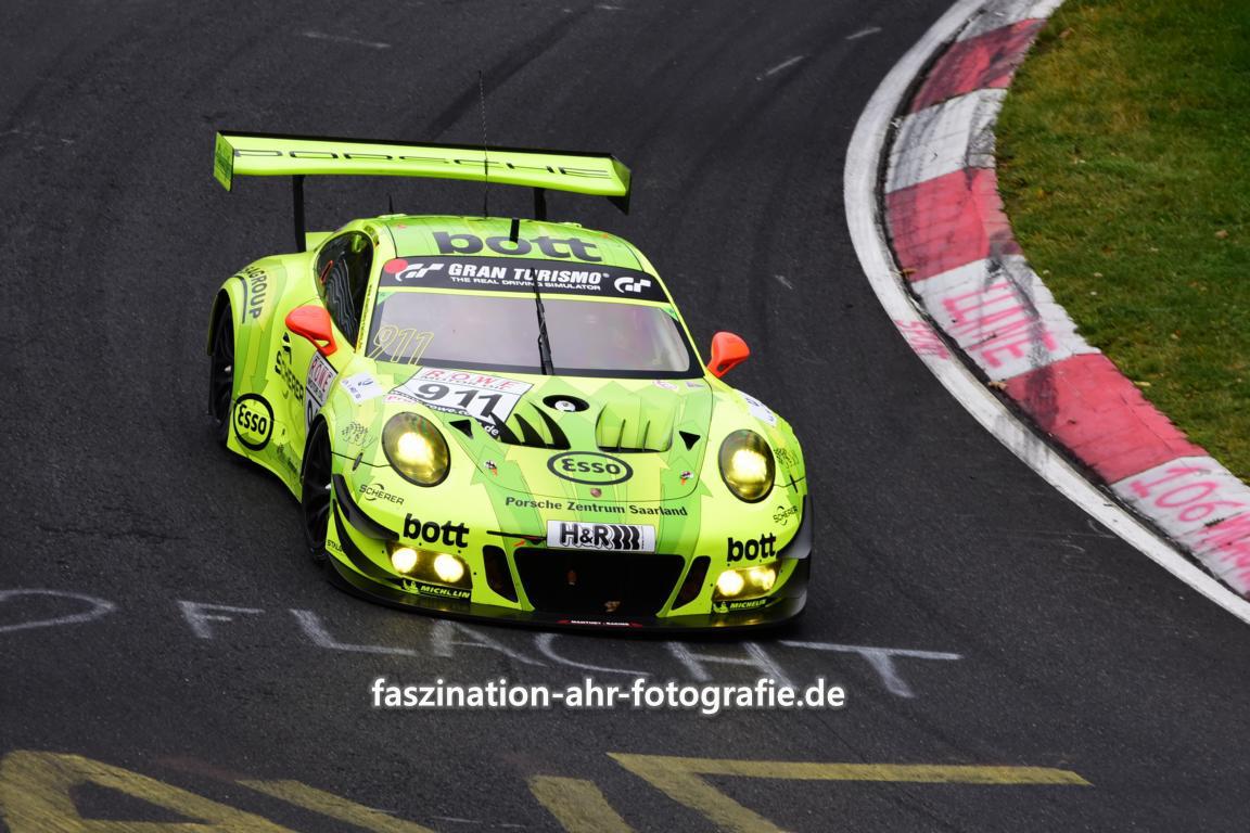 Porsche vom Mantey-Racing-Team
